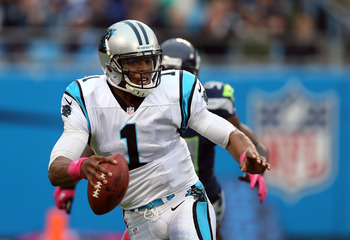 Cam Newton needs to open his eyes and look for someone other than Steve Smith