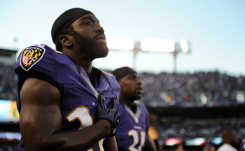 With Ray Lewis done for the year, Reed must be the primary leader of the Ravens' defense.