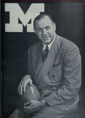 Fritz Crisler (Michiganensian, 1948)