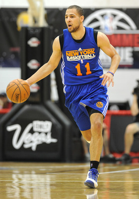 Mychel Thompson has been seeing burn with the first team this preseason, but he'll have to impress in order to make the team out of camp.