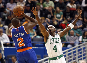 Ray Felton is ecstatic to be back in New York, but would he change positions to better serve the team?