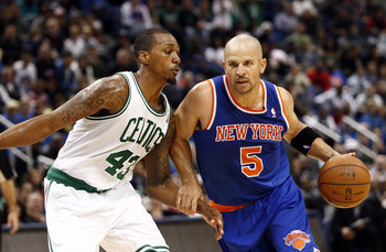 In his 19th NBA season, Jason Kidd may be playing a new position.