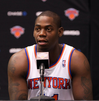 Ronnie Brewer's success as a Chicago Bull help make his case to be a Knicks starter in 2012.