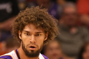 Robin Lopez will man the five-spot as Anthony Davis matures alongside him.