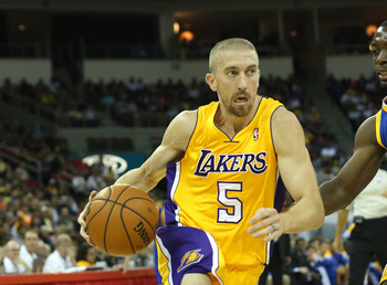 Is Steve Blake on the trade market?