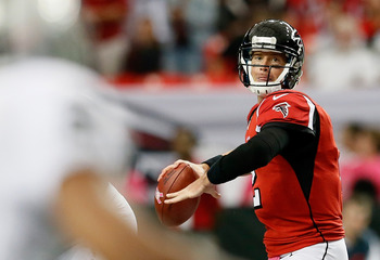 Matt Ryan is having the best year of his career and has entered the discussion for NFL MVP.