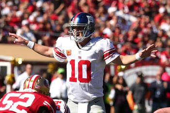 Eli Manning has come into his own, and is now one of the premier players in the NFL.