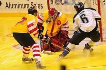 Hockey jersey handjob movies consider, that