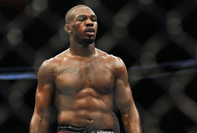 jon jones picture