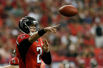 Ryan has the Falcons in firm command of their division.