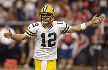 Rodgers is quietly putting together an excellent season.