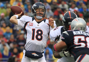 Manning has quieted naysayers with some excellent play.