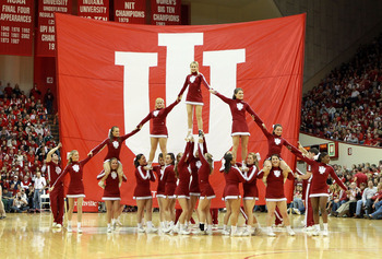 The Hoosiers won't leave the friendly confines of Assembly Hall to play a ranked team until Feb. 10.