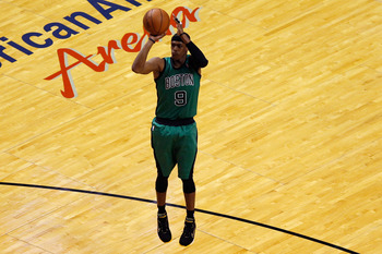 Rondo needs to get better at the stripe.