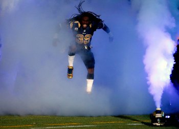 The Rams' Steven Jackson came out smoking in response to RGIII.
