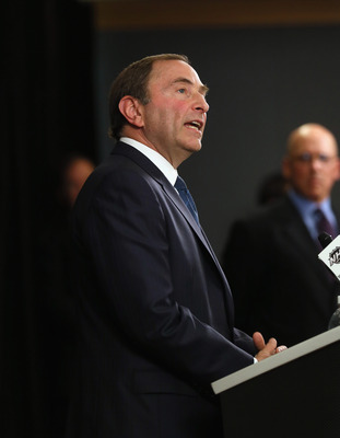 Gary Bettman's trying to shift the pressure to the players' side with this new offer.