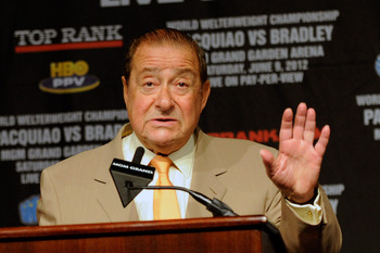 Bob Arum is the most noted offender, but he's not alone.