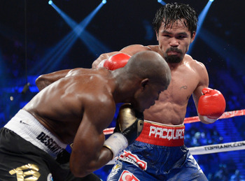 Pacquiao vs. Bradley had a terrible undercard.