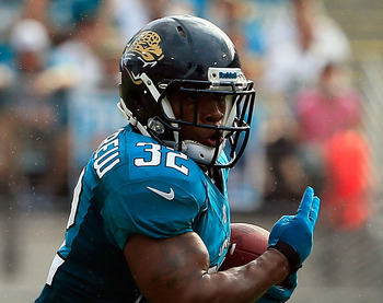 Jacksonville will need a big game out of Maurice Jones-Drew, but expect them to be the more focused team.