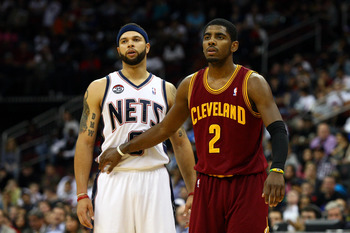 Kyrie Irving leads a young and talented squad in Cleveland, and he is by far the best fantasy option on the Cavs.