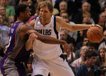 Dirk Nowitzki remains the premier player, and fantasy option, when it comes to the Dallas Mavericks. There are several others to consider though, too.