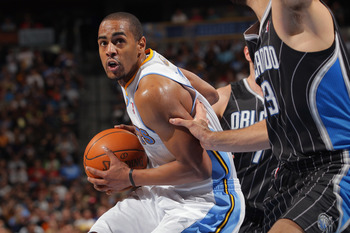 Arron Afflalo might be the only fantasy option on the Orlando Magic going into draft day, but he shouldn't be considered a great option, either.