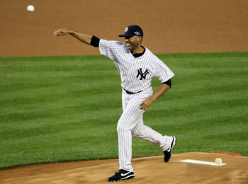 Mariano Rivera vowed earlier this season to return in 2013.