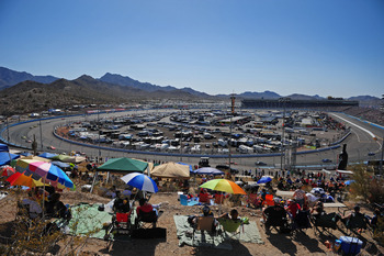 One word best describes the view at PIR: spectacular!