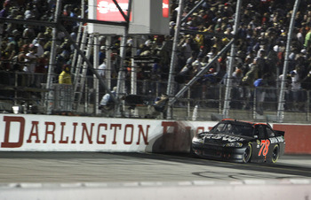 Darlington is old-school racing at its best.