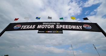 Racing is always bigger and better in Texas.