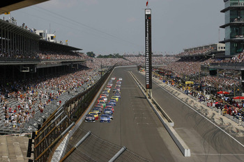 NASCAR has found a great home at Indianapolis.