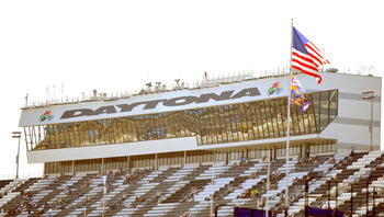 There's no place like home—except for maybe Daytona.