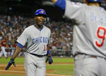 Alfonso Soriano had 32 home runs in 2012.