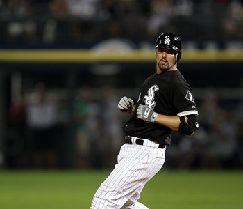 Konerko does much more than just hit home runs.