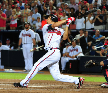Andrelton Simmons is a dynamic young player.