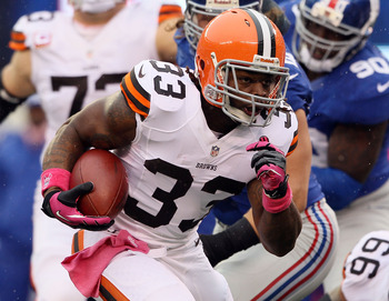 Trent Richardson is injured, but he expects to play in Week 7.