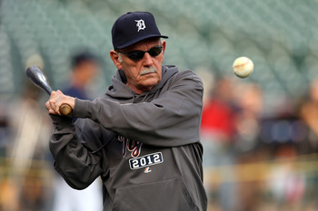 Tigers skipper Jim Leyland is headed to his third World Series.