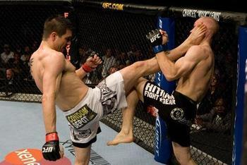 Carlos Condit getting a raw deal from the judges was a major setback in his career.