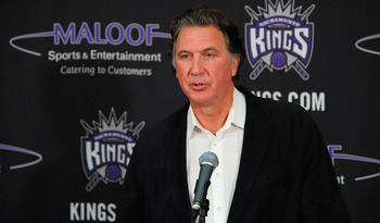 Geoff Petrie is currently the GM of the Sacramento Kings.