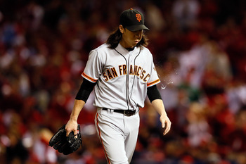 The Lincecum gamble backfired, leaving the Giants lacking a long relief option