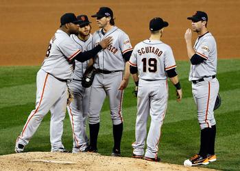 Zito turned back the clock to keep the Giants alive