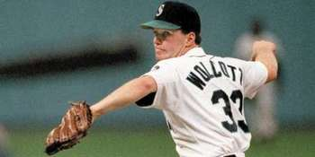 Wolcott shocked all of baseball by limiting Cleveland's potent offense in 1995 (courtesy of mailtribune.com)
