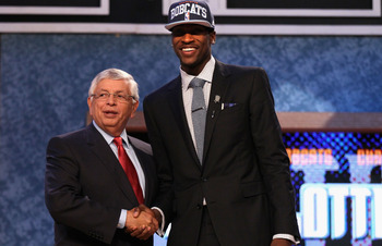 The Bobcats lottery pick, Michael Kidd-Gilchrist will be given the opportunity to become a star.