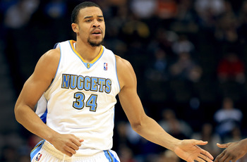 JaVale McGee makes lost of money, but that doesn't assure him of minutes.
