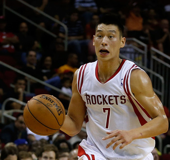 Jeremy Lin is still piling up assists and press coverage as a Houston Rocket.