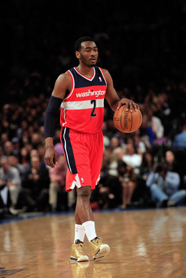 John Wall's injury has provided opportunity for other players.