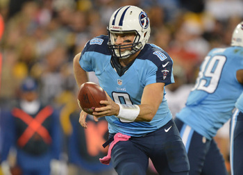 Though he only picked up one win in Jake Locker's absense, Matt Hasselbeck has filled in well from a fantasy perspective.