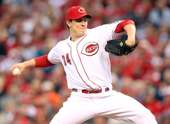 Homer Bailey is one of the better arms in Cincinnati's rotation.