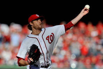 Ross Detwiler is just another solid arm in the Nationals rotation.