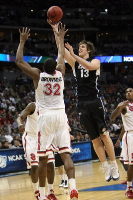 Gonzaga junior center Kelly Olynyk